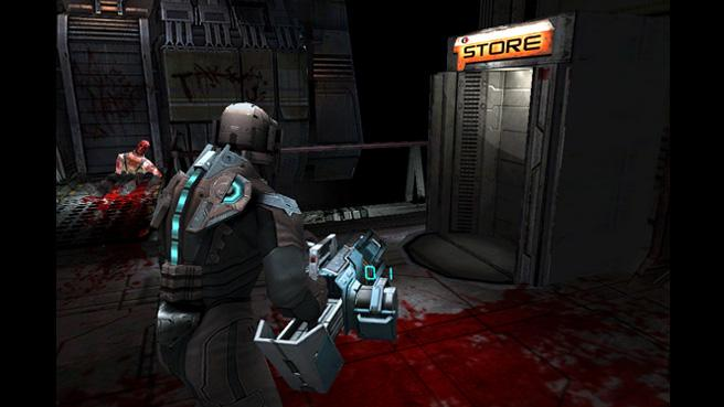Among other things, the Dead Space series was appreciated for the minimalist HUD placed on the character's suit. It did not intrude in any way.