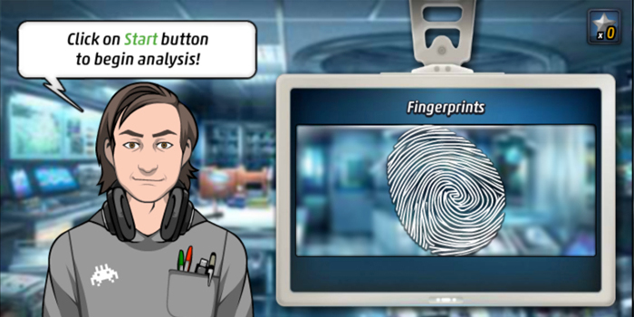 Timer mechanics are fitted beautifully into Criminal Case as they are used when player engages in forensics