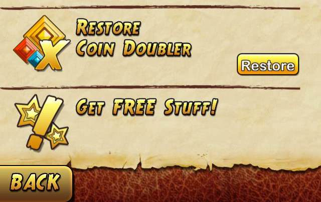 Coin Doubler Mobile Game