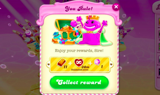 In Game Rewards
