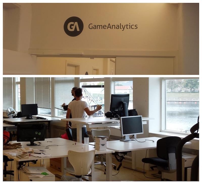 GameAnalytics Copenhagen Office