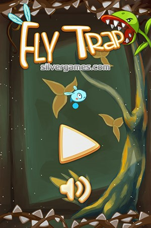 Fly Trap html5 game screenshot