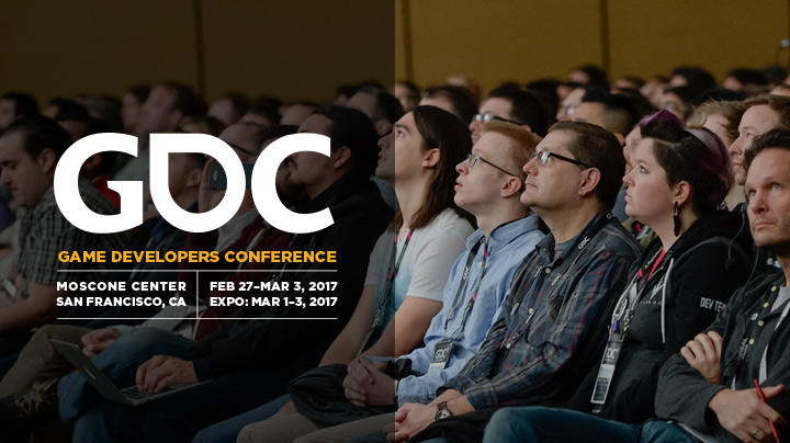 GDC - Ticket Giveaway