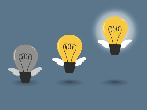 Ideas Evolve