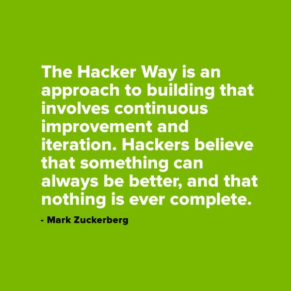 Hacker mentality