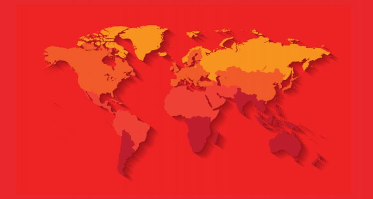 World-Map-Illustration